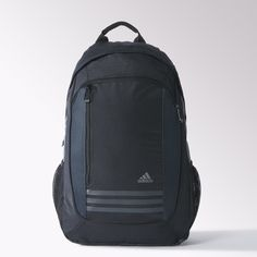 A different option for the backpack that has a matching team bag. Plain colour scheme but this bag looks awesome still.  adidas - Clima Backpack