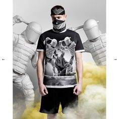 'Riot I' from Collection III by This Is Not Clothing