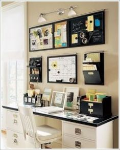 Work at home office space