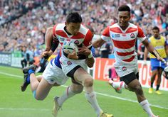 Japan beats Samoa 26-5 to keep Rugby World Cup quarterfinal hopes alive ‹ Japan Today: Japan News and Discussion