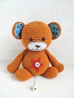 """Spieluhr """"Teddy"""" auf Wunsch"""