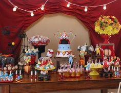 "Anniversary (Wedding) ""Circus"" | Catch My Party"