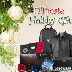 #CustomBrandedItems like USB sticks, mouse pads, pens, calendars, diaries at home, are just a few of the different types of custom branded items that you can use for giveaways. #EmbroideredLeatherJacket #NCLogowear Holiday Gift Guide, Holiday Gifts, Nc Logo, Embroidered Leather Jacket, Giveaways, Diaries, Pens, Sticks, Usb