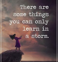 """Yolande on Twitter: """"Storms have their purpose... #FixTheFuture #courage #wisdom https://t.co/ksLN5GeYB5"""""""