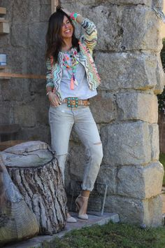 9 Colar Boho, Bell Bottoms, Bell Bottom Jeans, Pants, Colors, Style, Fashion, Trouser Pants, Swag