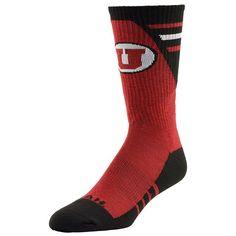 utah utes mens socks