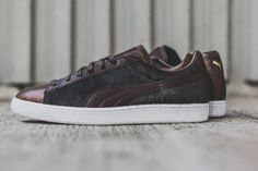 Year of the Horse and Puma is celebrating it with two of their most iconic silhouettes, the Puma Suede Low and the Suede Mid sneakers.