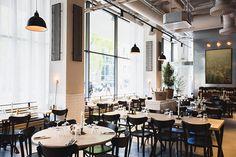 Woodstockholm Matbare - Google Search Stockholm Restaurant, Restaurant Bar, Foodies, Table, Furniture, Design, Home Decor, Google Search, Coffee