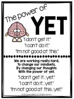 Student growth mindset - 15 Growth Mindset Strategies to Teach Your Students – Student growth mindset Growth Mindset Classroom, Growth Mindset Activities, Growth Mindset Lessons, Interactive Math Journals, The Power Of Yet, Math Concepts, Help Teaching, Teaching Ideas, Beginning Of School