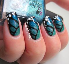 26 Attractive and Popular Nail Art Ideas That You Will Love | Style Motivation