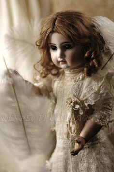 Antique Jumeau French Doll