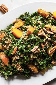 The 15 Best Side Dishes to Make with Pork Chops #purewow #food #pork #side dish #recipe #meat Sides For Pork Chops, Pork Chops And Potatoes, Vegetarian Breakfast Recipes, Vegetarian Dinners, Healthy Recipes, Roasted Mediterranean Vegetables, Spicy Broccoli, Best Side Dishes, Clean Eating
