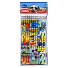 Kids' Drawing Pencils - Disney Mickey Clubhouse 12pk Pencil ** You can get more details by clicking on the image.