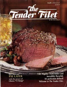 Tender Filet cover for Fall 2007.