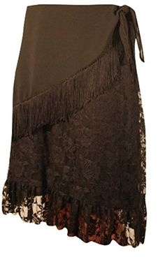 Switchblade Stiletto Womens GYPSY TIE SKIRT BlackBlack -- Details can be found by clicking on the image.