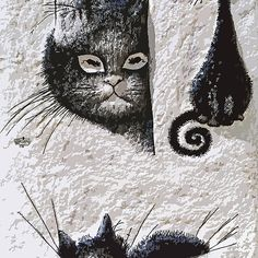 Exclusive: CATS  LOVE / My Creations Artistic Sculpture Relief fact Main 20  (c)(h) by Olao-Olavia / Okaio Créations