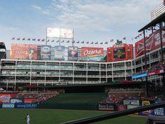 TExas Rangers in Arlington!