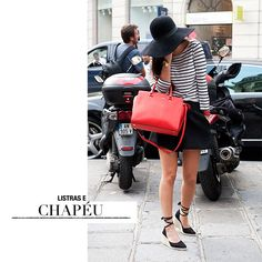 Espadrille Anabela - Chapéu - Steal The Look