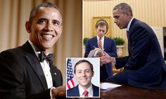 Obama and his aides behind closed doors: Book reveals d*** jokes