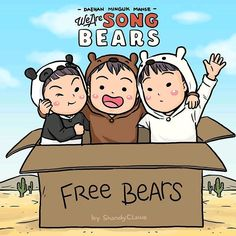 We are Song bears