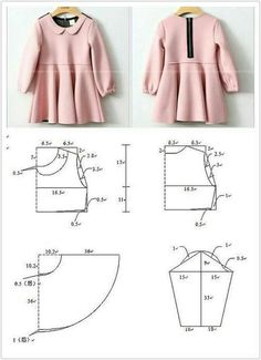 size 4 synthetic fabric dress by abigail Baby Dress Patterns abigail Dress fabric Size synthetic Kids Dress Patterns, Sewing Patterns For Kids, Clothing Patterns, Pattern Sewing, Skirt Patterns, Coat Patterns, Pattern Drafting, Blouse Patterns, Sewing Kids Clothes