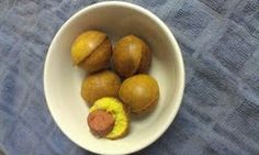 Recipe: Mini corndogs, using a cakepop maker Babycakes Cake Pop Maker, Corn Dogs, Yummy Food, Yummy Recipes, Meals For The Week, Bite Size, Cake Pops, Kids Meals, Food To Make