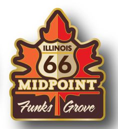 Funk's Grove Midpoint Tour is rolling along the Mother Road!