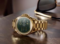 My new Micheal Kors watch. Love the digital aspect.