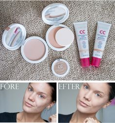 lumene cc cream medium