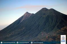 Volcán de Acatenango y Fuego, Guatemala