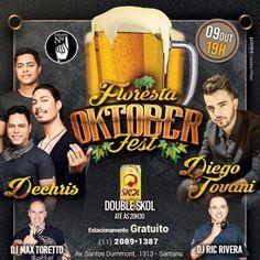 Boteco Floresta | Floresta October Fest Coloque seu nome na lista pelo link: http://www.baladassp.com.br/balada-sp-evento/Boteco-Floresta/525 Whats: 951674133