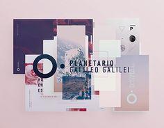 "Popatrz na ten projekt w @Behance: ""// Identidad Institucional: PLANETARIO"" https://www.behance.net/gallery/22277857/-Identidad-Institucional-PLANETARIO"