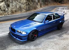 Yeah.. Soooo.. I want this to be my next car real bad! After going up to the Leavenworth drive and seeing all the Euros it just made me want one of these even more haha BMW E36 M3