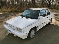 Scotty G's Garage: 1987 Renault GTA #Drivers #AMC, #Renault - http://barnfinds.com/scotty-gs-garage-1987-renault-gta/