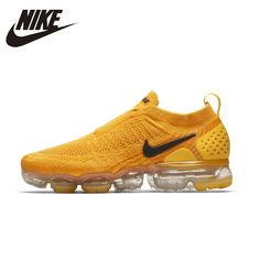 meet 16e0a 9f5b6 NIKE Air VaporMax Moc 2 Original Women's Running Shoes - AJ6599 Running  Shoe Brands, Cheap