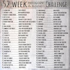 Bilderesultat for challenge photography