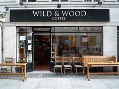 Wild & Wood Coffee | Flickr - Photo Sharing!