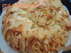 ora, pitangas!!!: WBD 2012 - pão de linguiça e queijo