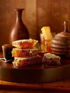 Honey: So many different kinds, so delicious and good for you.