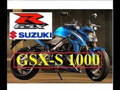 2015 SUZUKI GSXS 1000 - NEW FOR 2016. Walkaround and Specs. - YouTube