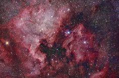 NGC7000北美星雲及IC 5070/IC5067鵜鶘星雲 by tak530 on Flickr.