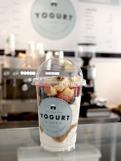 The Yogurt Shop - Copenhagen