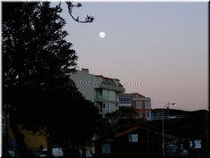 Fotos Con Cariño: Paseando por mi pueblo con luna llena. Cariño, 24 ...