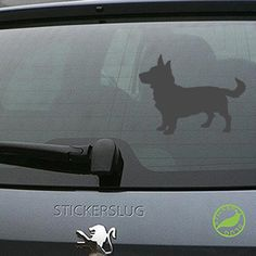 Lancashire Heeler Dog Decal