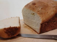 Cottage Cheese Bread - this bread is light, fluffy, delicious and rose so much. I used 320g of spelt flour + 1Tbsp rice malt syrup and 3 tsp of stevia (instead of sugar)