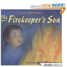 The FireKeeper's Son, Linda Sue Park, 1800 Korea