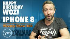 iPHONE 8 Mockups  Happy Birthday WOZ!  APPLE PAY Germany [Titanfall Assault] |youmac WEEKLY SHOW
