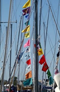 Would like a sail boat with flags attached :)
