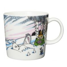 Arabia of Finland - Buy Moomin Ceramic Mugs For Sale Online Moomin Shop, Moomin Mugs, Scandinavian Mugs, Scandinavian Interior Design, Scandinavian Style, Helsinki, Tove Jansson, Mugs For Sale, Drink Holder