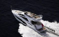 On Display at the 2017 Palm Beach International Boat Show, March ft 2016 Sunseeker MANHATTAN yacht for sale Best Yachts, Luxury Yachts, Yacht For Sale, Boats For Sale, Sunseeker Yachts, Yacht World, Yacht Broker, Boat Fashion, Yacht Boat